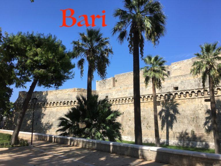 Read more about the article Bari in Apulien – Die charmanten Altstadtgassen