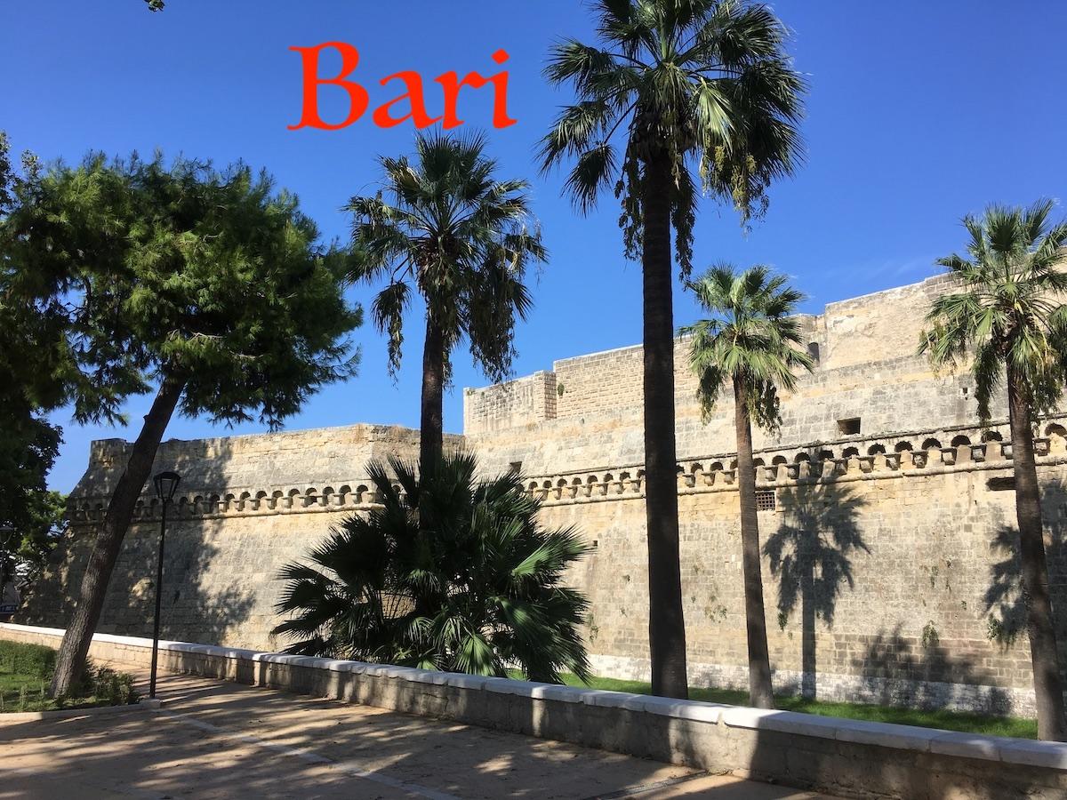 You are currently viewing Bari in Apulien – Die charmanten Altstadtgassen