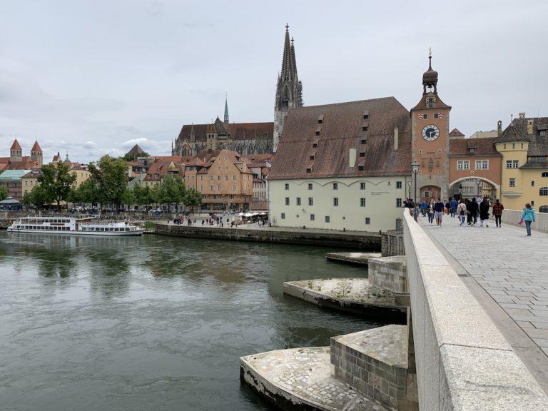 Stellplatz / Übernachtung in Regensburg