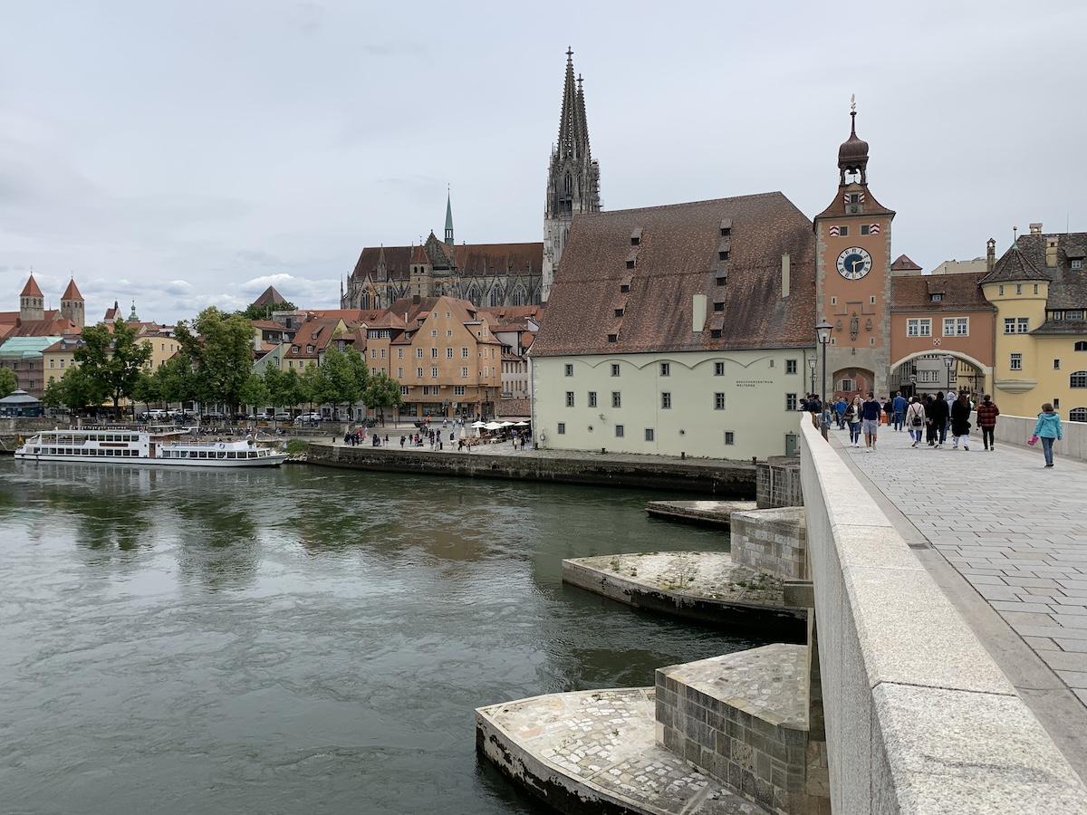 You are currently viewing Stellplatz / Übernachtung in Regensburg