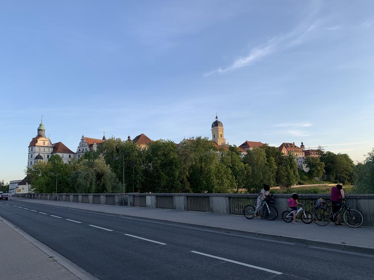 You are currently viewing Stellplatz in Neuburg a. d. Donau an der Schlösslwiese