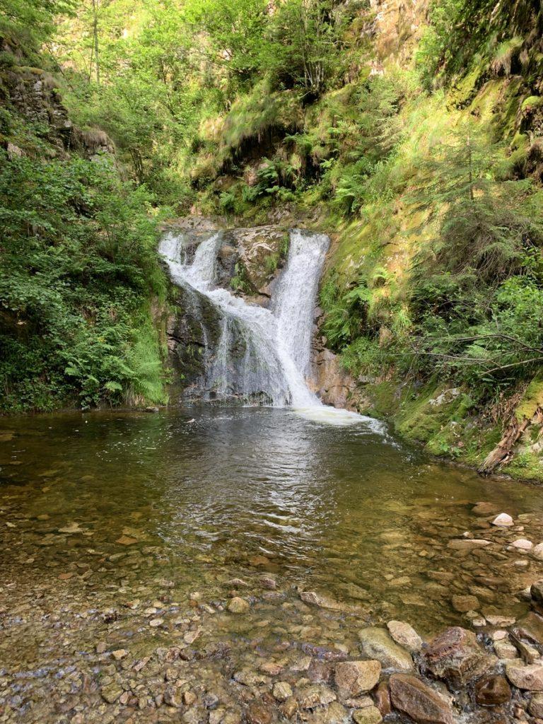 Oppenau – Der Aufstieg zu den Allerheiligen-Wasserfälle
