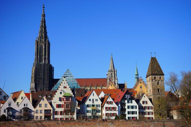 Ulm – Die junge Stadt an der Donau