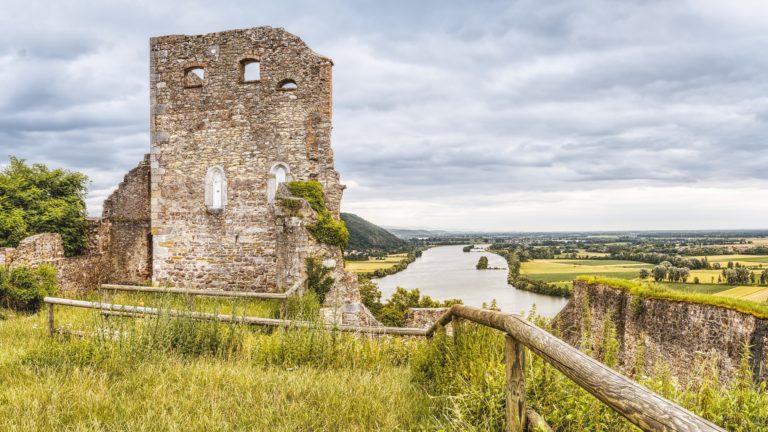 Read more about the article Donaustauf – Ausgangspunkt zu diversen Sehenswürdigkeiten