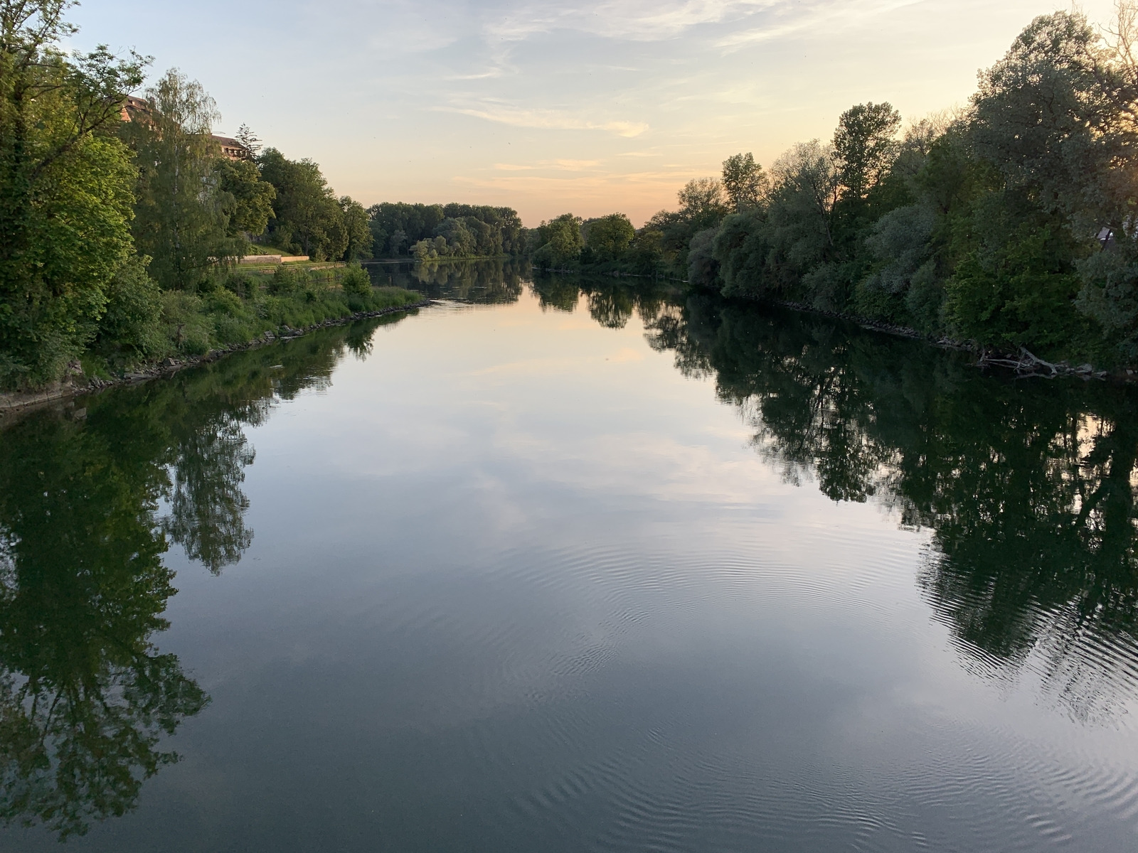Neuburg a.d. Donau – die alte Residenzstadt für das Herzogtum