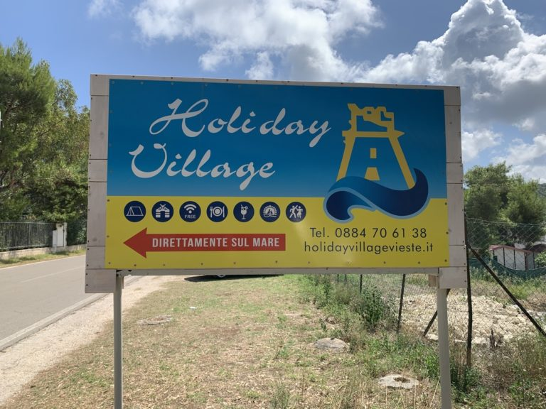 Read more about the article Camping Holiday Village Vieste