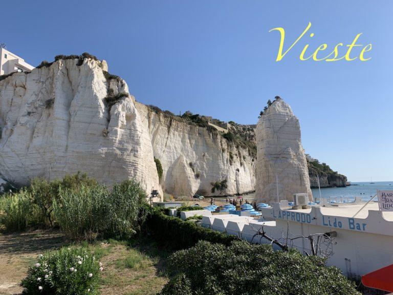 Vieste in Apulien – Ein Paradies für Wassersportler