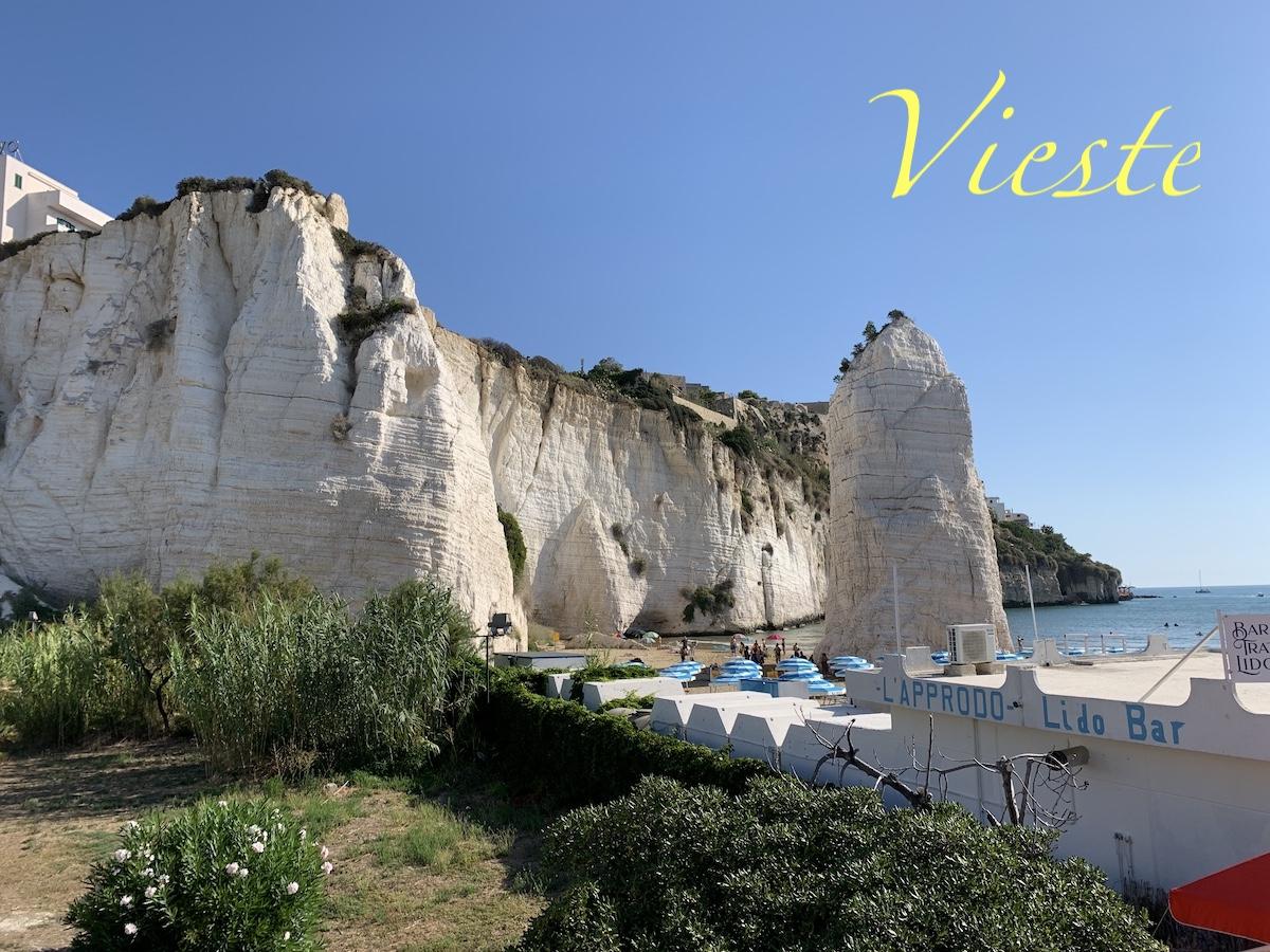 You are currently viewing Vieste in Apulien – Ein Paradies für Wassersportler