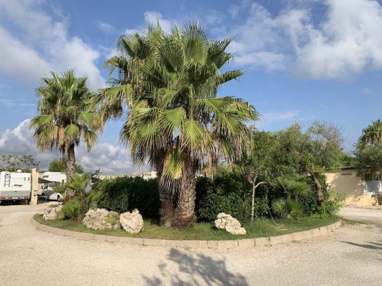 Stellplatz Otranto