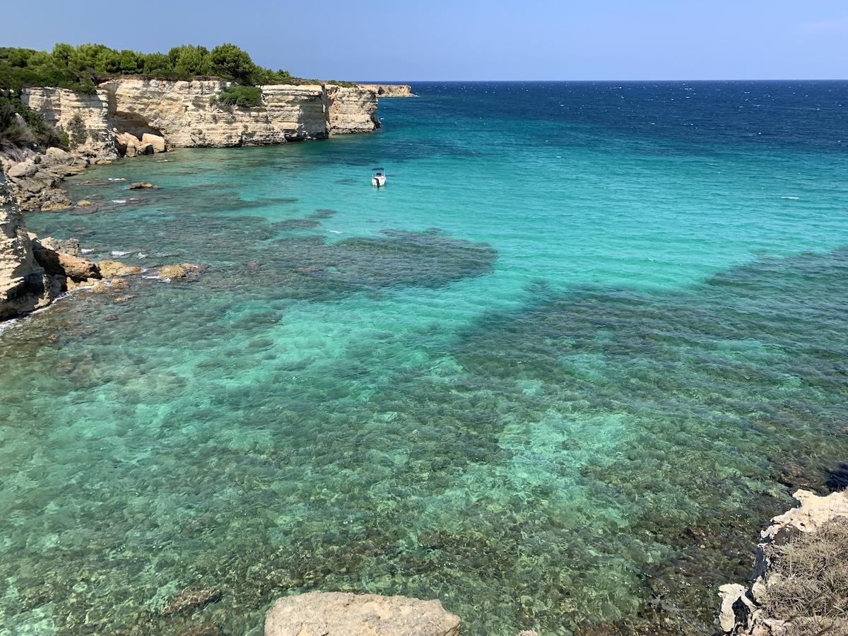 Otranto in Apulien – östlichste Stadt Italiens