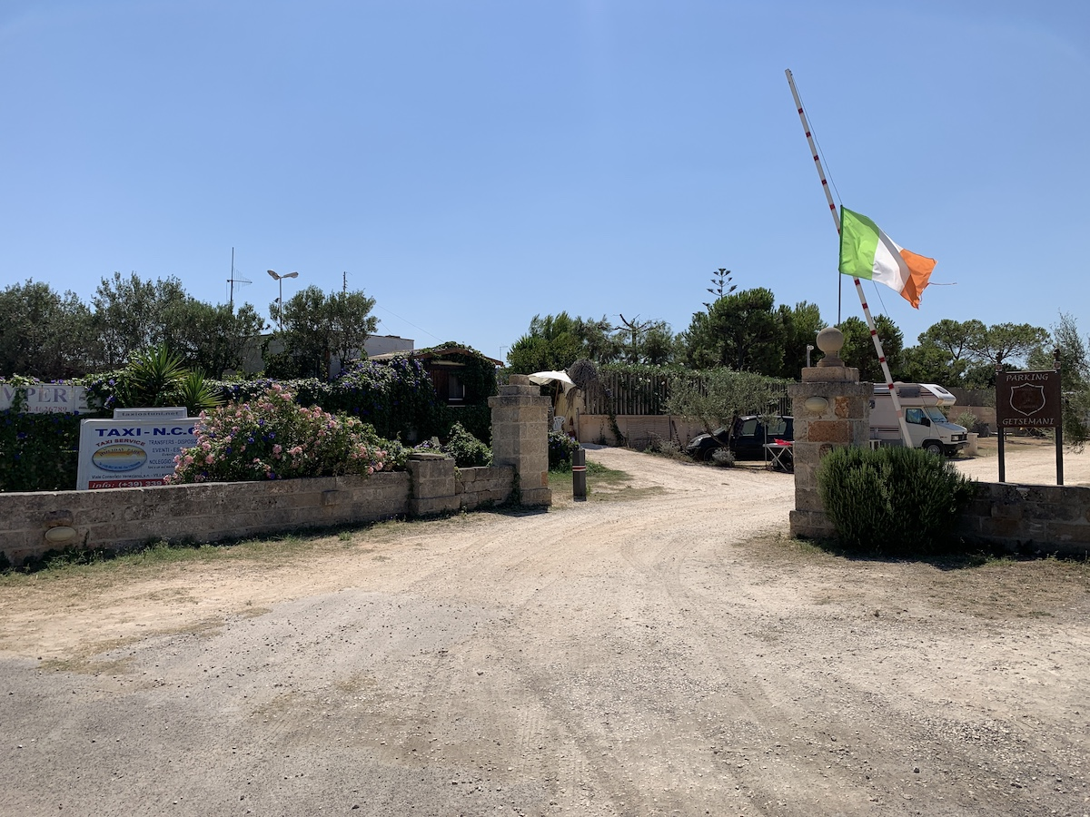 You are currently viewing Stellplatz Ostuni Meer