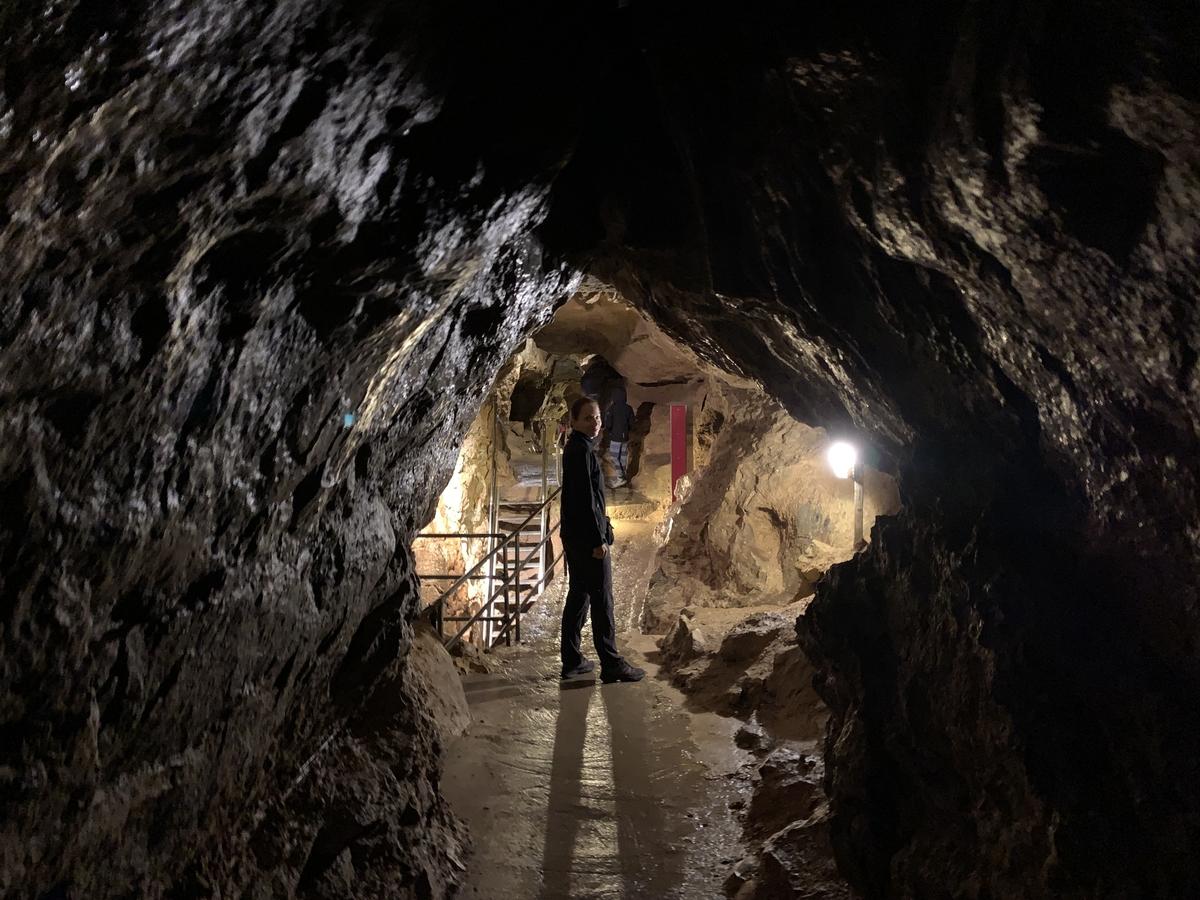 Laichingen Tiefenhöhle – einzige ausgebaute Schachthöhle