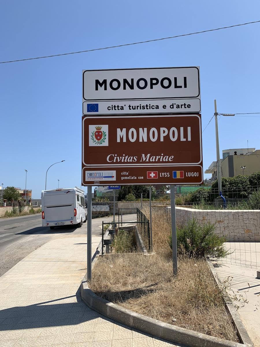 You are currently viewing Monopoli in Apulien – Hafenstadt gegründet von den Griechen