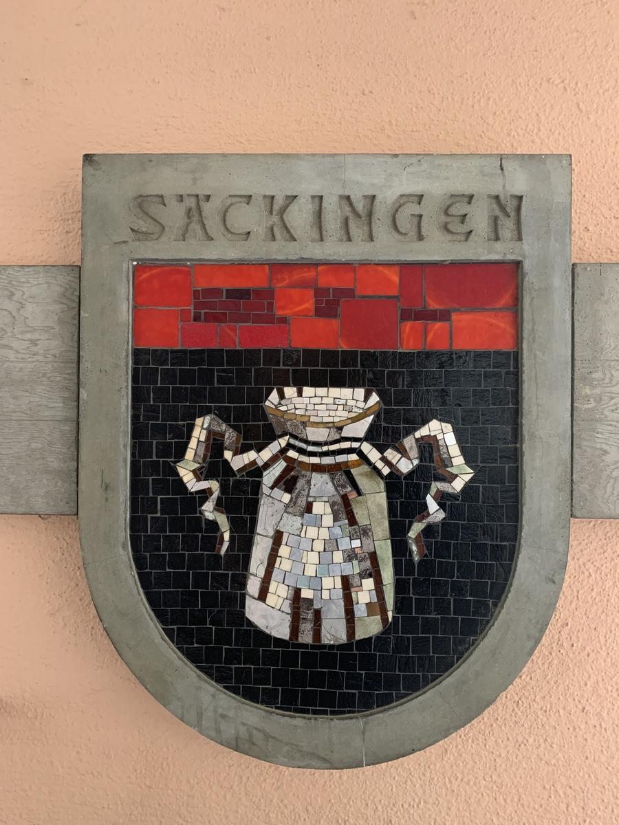 Bad Säckingen – Ein Steinwurf von der Schweiz