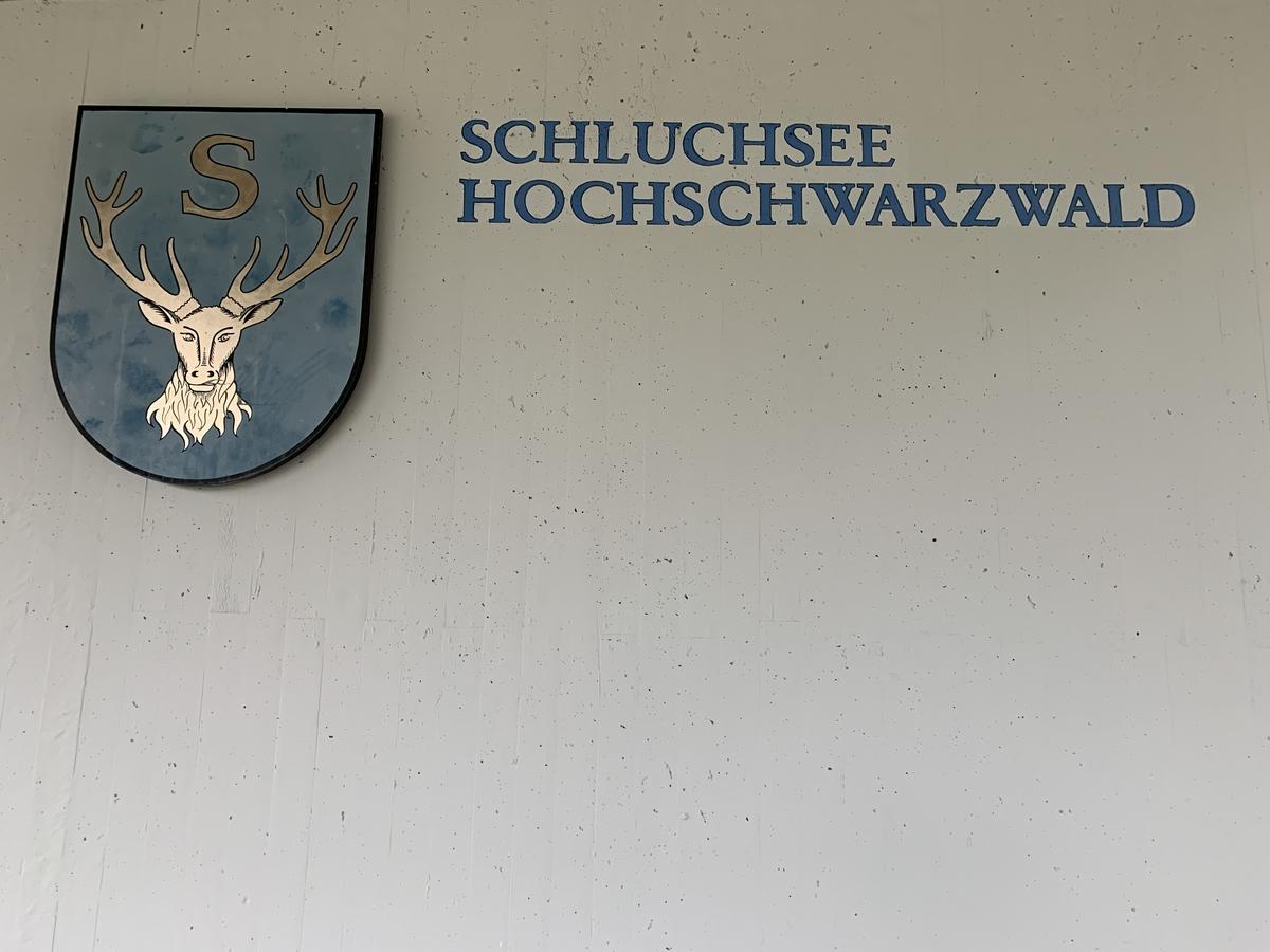 Schluchsee im Naturpark Hochschwarzwald