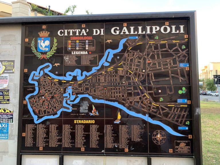 Read more about the article Gallipoli in Apulien – historische Altstadt auf der Insel