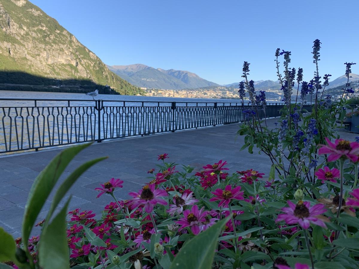 Campione d´Italia (Lombardei) – eine italienische Exklave in der Schweiz