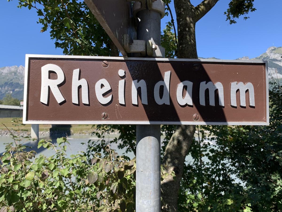 Read more about the article Fahrradtour zum Dreiländereck – FL / CH / A
