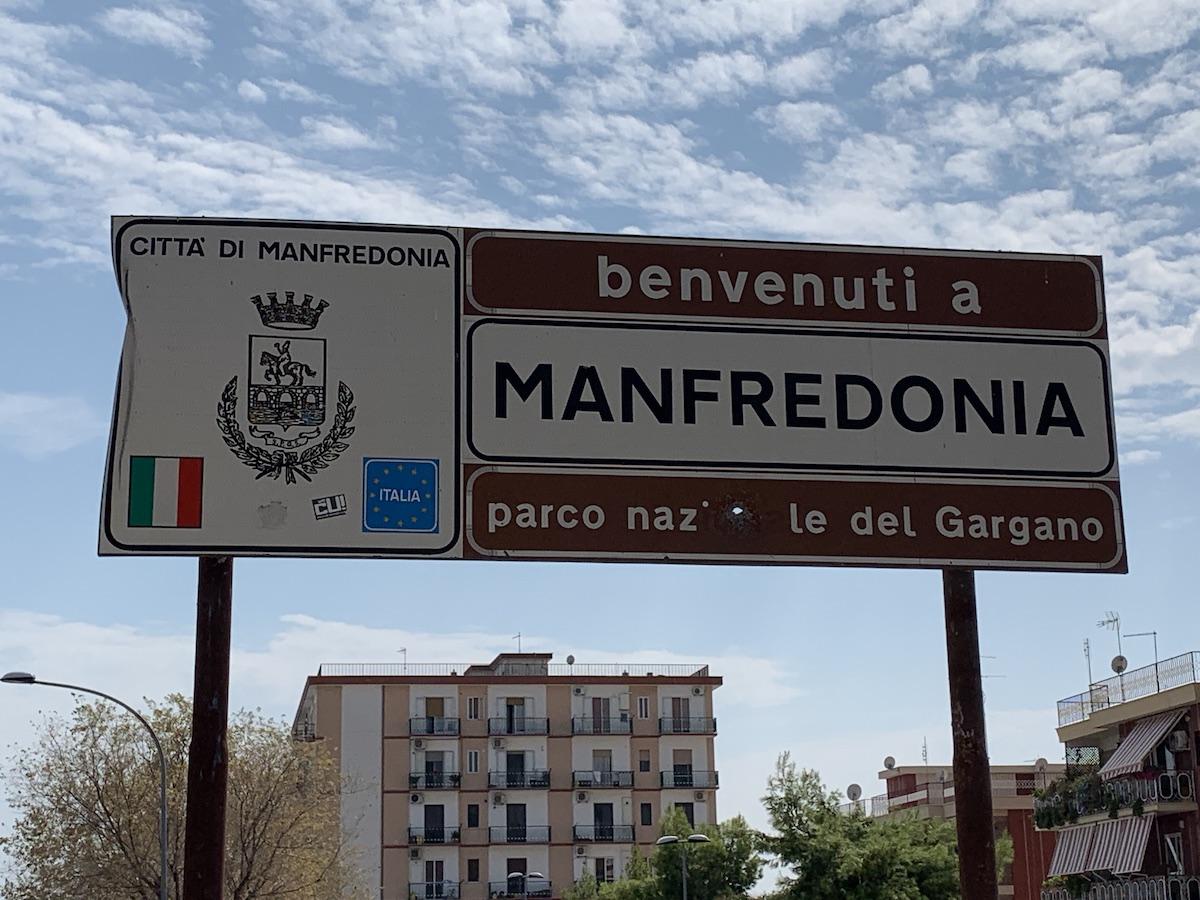 Manfredonia in Apulien – Eine festungsbewehrte Stadt