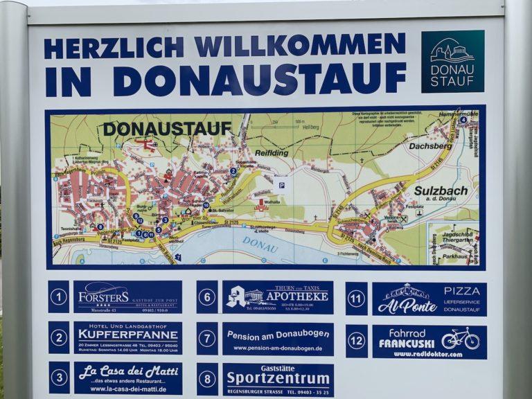 Stellplatz in Donaustauf