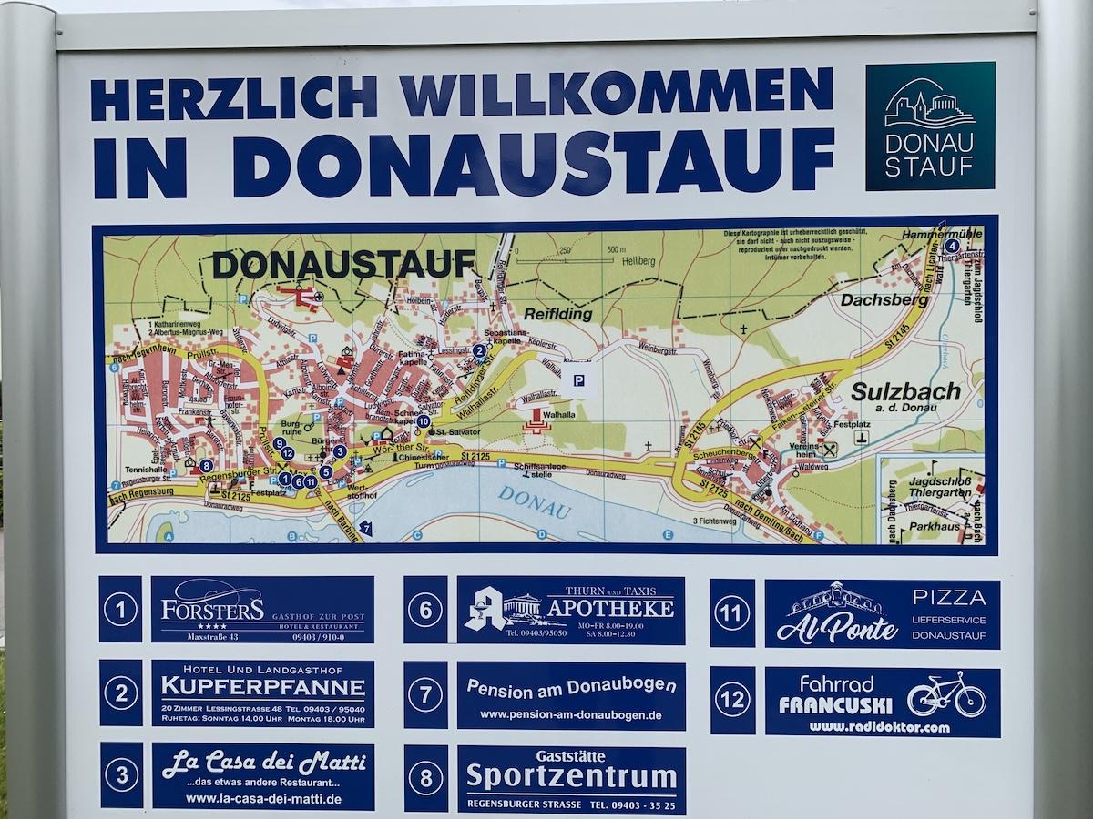 You are currently viewing Stellplatz in Donaustauf