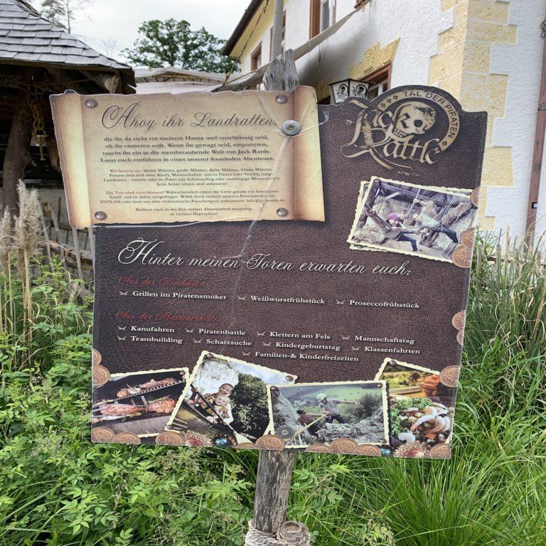 Stellplatz in Beuron