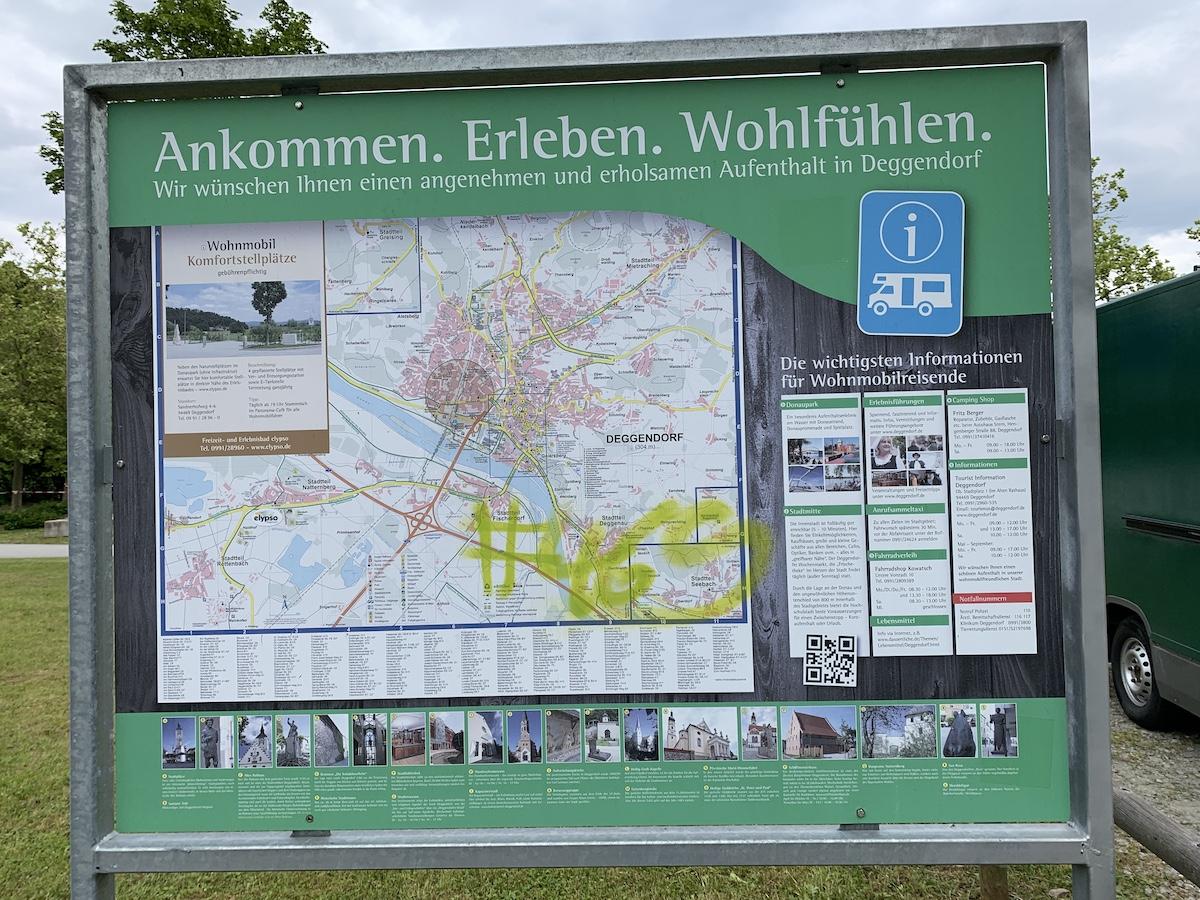 Stellplatz in Deggendorf