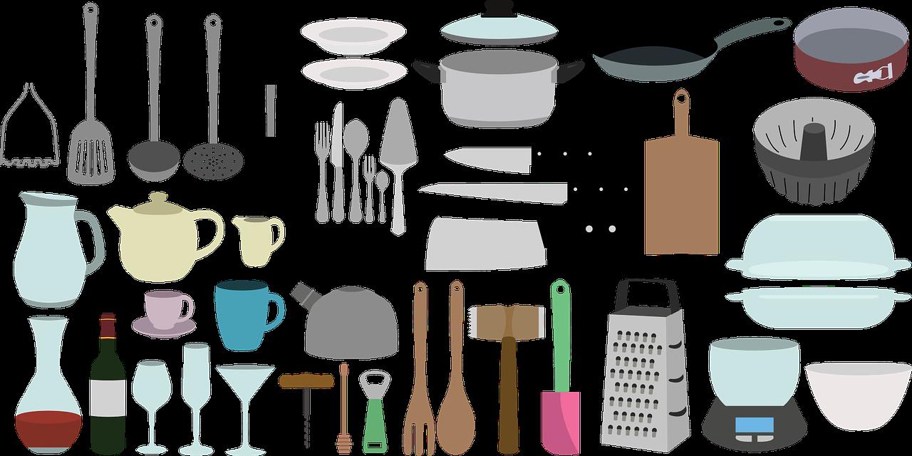 Checkliste Küchenausstattung