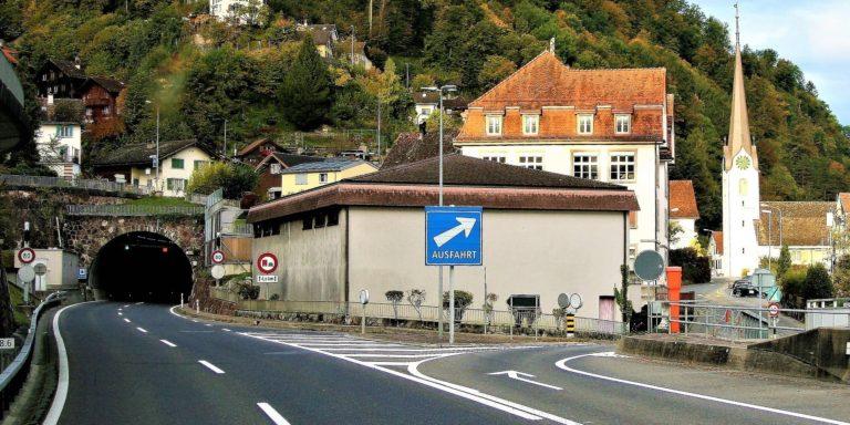 Maut in der Schweiz