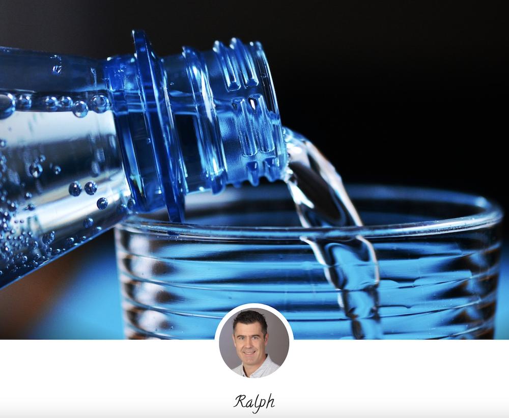 Ausstattung Wasserversorgung