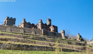 Read more about the article Burg Reichenstein – Wildromantisch gelegen