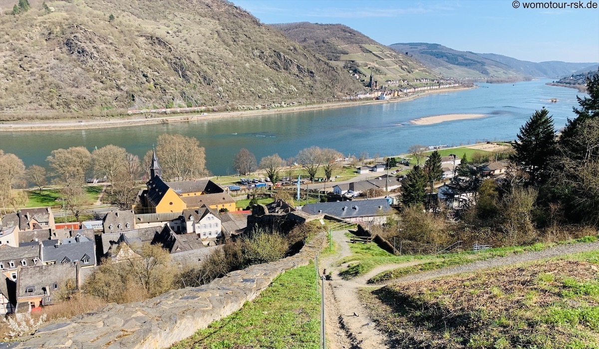 Read more about the article Bacharach und die Romantik
