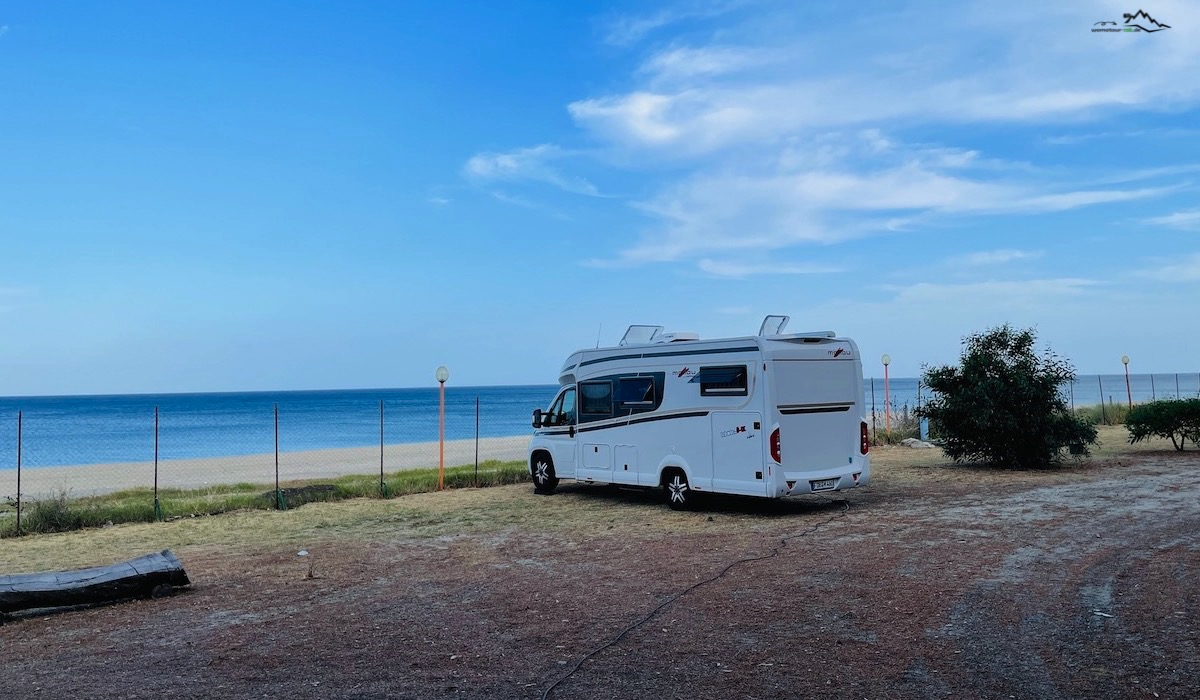 Read more about the article Camping Cammello Grigio – Kalabrien