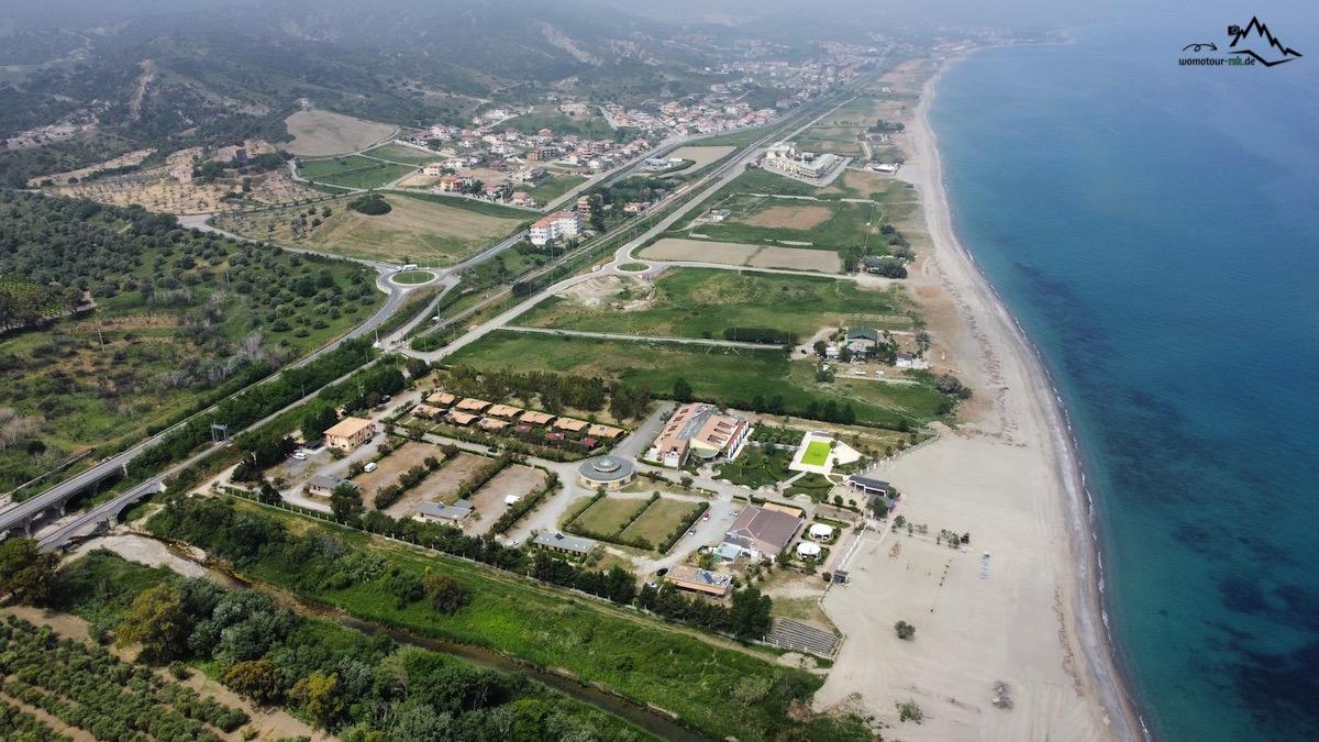 Read more about the article Camping da Mario – Kalabrien