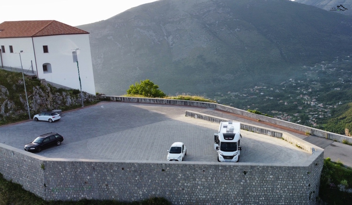 You are currently viewing Übernachtung Monte San Biagio – Maratea