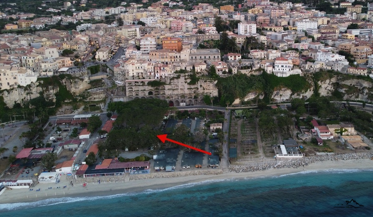 Read more about the article Stellplatz Tropea – Kalabrien