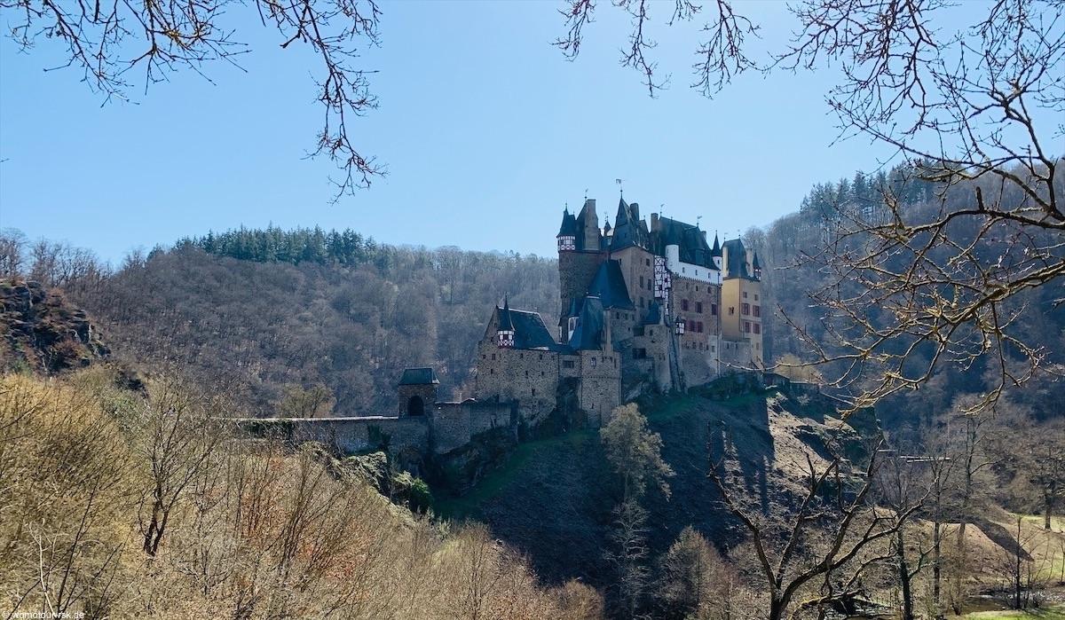 Die Burg Eltz – inmitten eines Naturparadieses