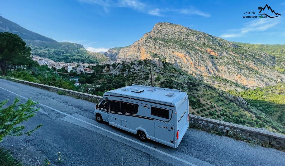 Read more about the article Civita – Im Nationalpark Pollino (Kalabrien)