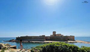 Read more about the article Le Castella – Meeresschutzgebiet von Capo Rizzuto